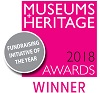 shortlisted for the Fundraising Initiative of the Year category of the Museums + Heritage Awards 2018